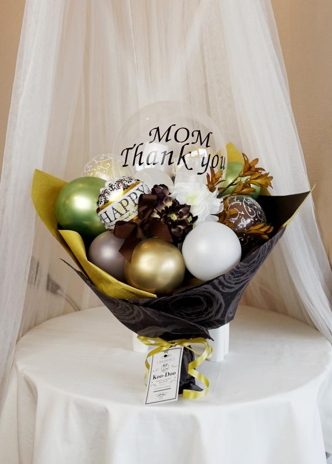 バルーン花束 母の日 バルーンギフト バルーンブーケ バルーンアレンジ バルーンギフト通販ショップ KOO-DOO